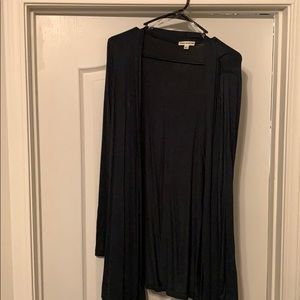 NWOT Cardigan (FOREST GREEN)